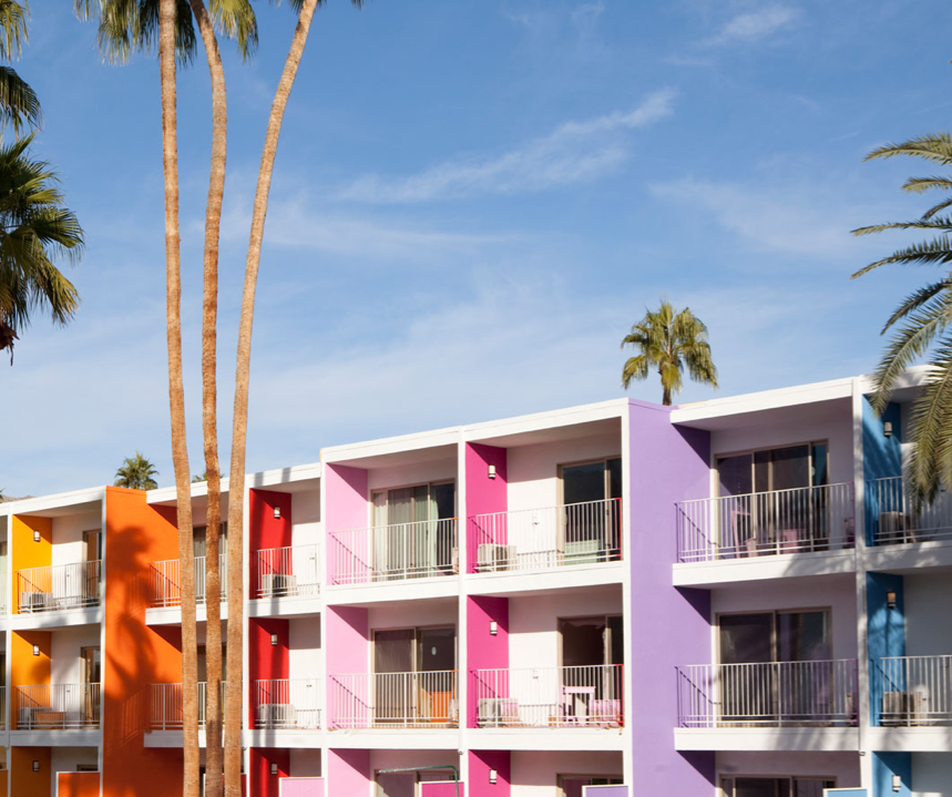 Palm Springs Apartments: Pin By Ashton Hantjis Design Consulting, LLC On A