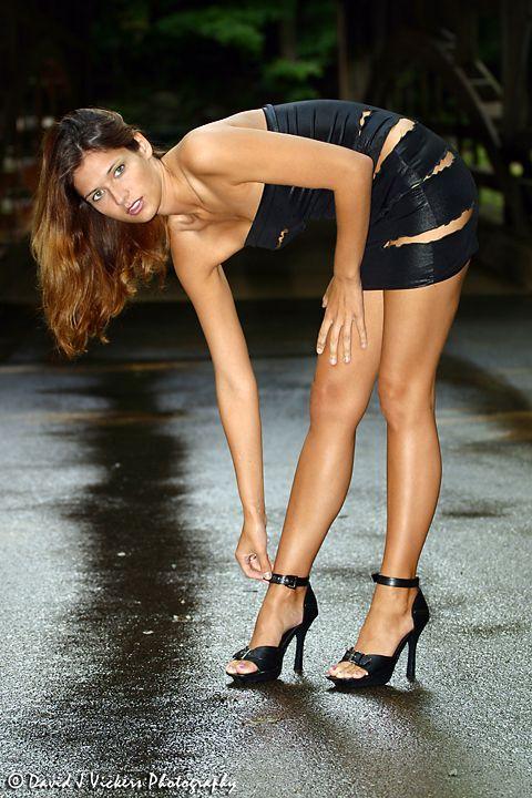 Playboy sexy legs heels