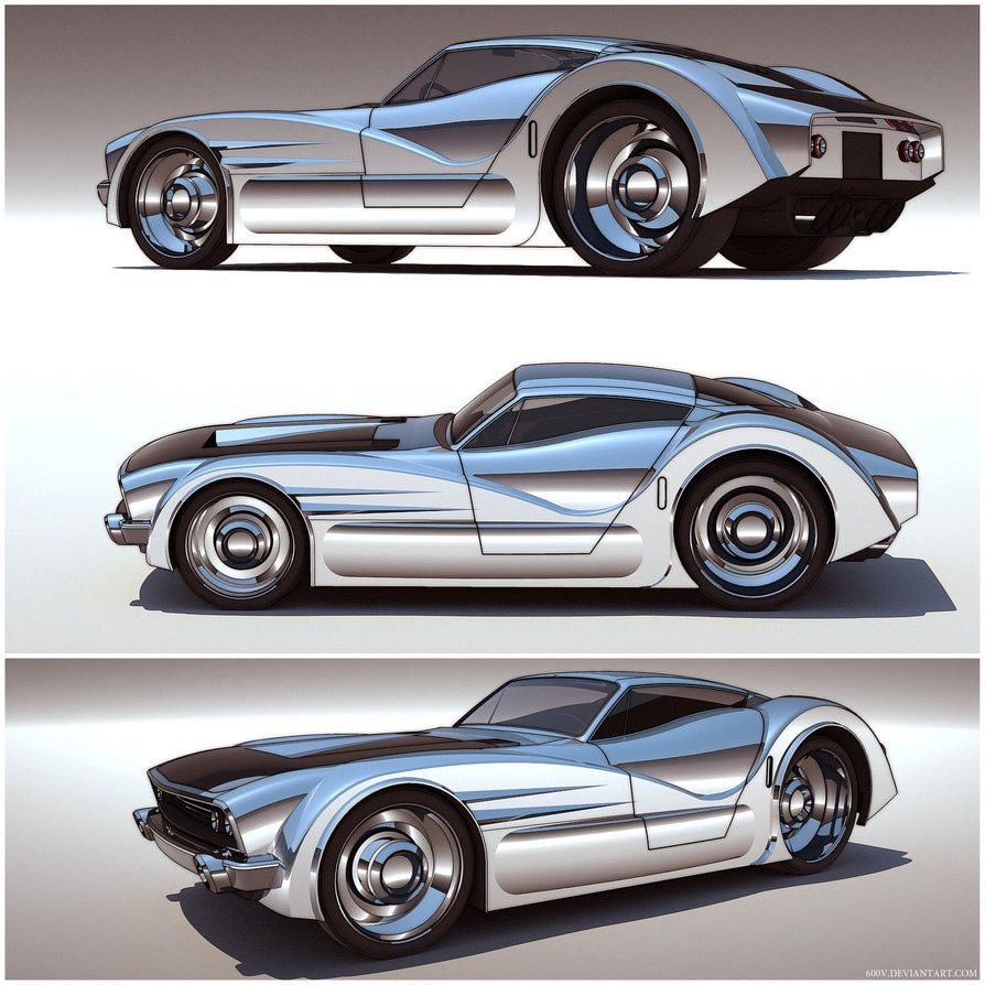 Slick Car Concepts