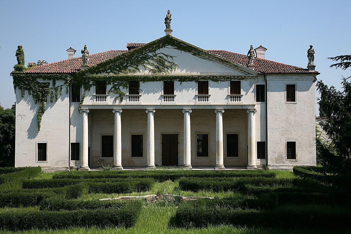 Villa Valmarana (Lisiera) - Wikipedia | Home | Villa ... Modern Palladian Architecture