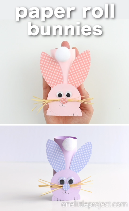 Photo of Paper Roll Bunnies