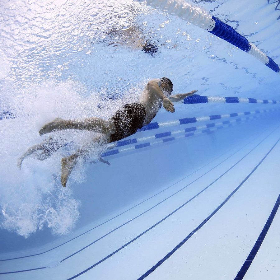 Saving Skin From Swimming Pool Rash With Images Swimmers Ear