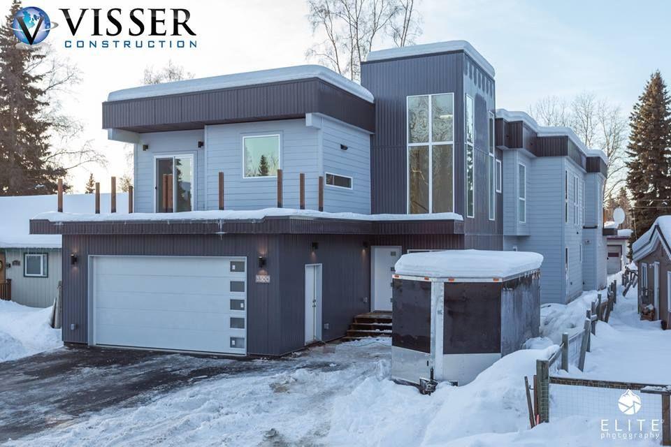 modern Alaskan condo #hollandhousedesign | Holland house ...