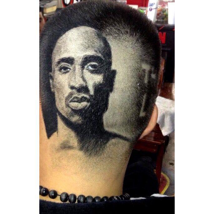 42+ Tupac haircut design ideas