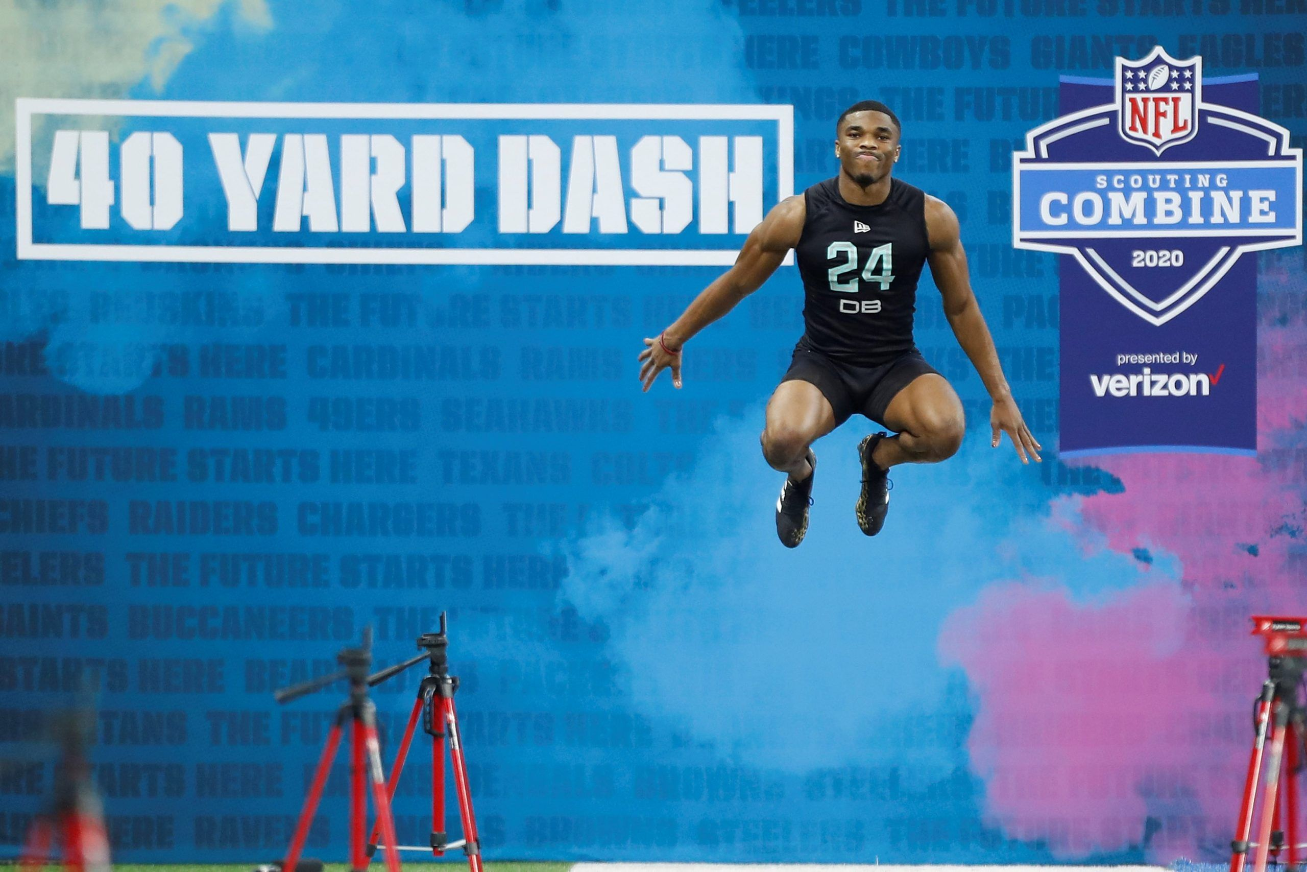 2020 Nfl Combine Day 4 Results In 2020 Nfl Sports Today Defensive Back