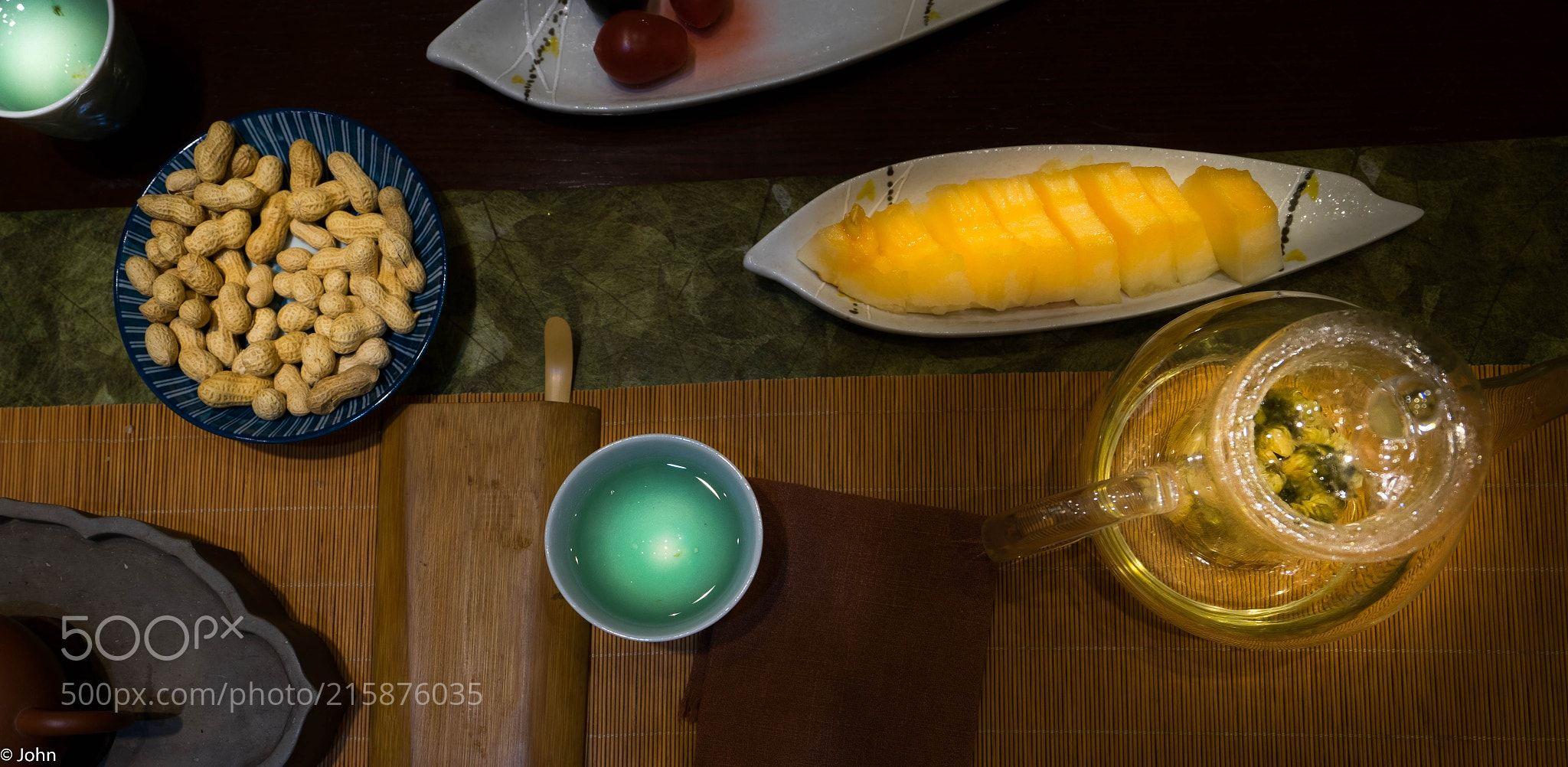 禅茶 (John yang / Ningbo / China) ILCE-7M2 #food #photo #delicious