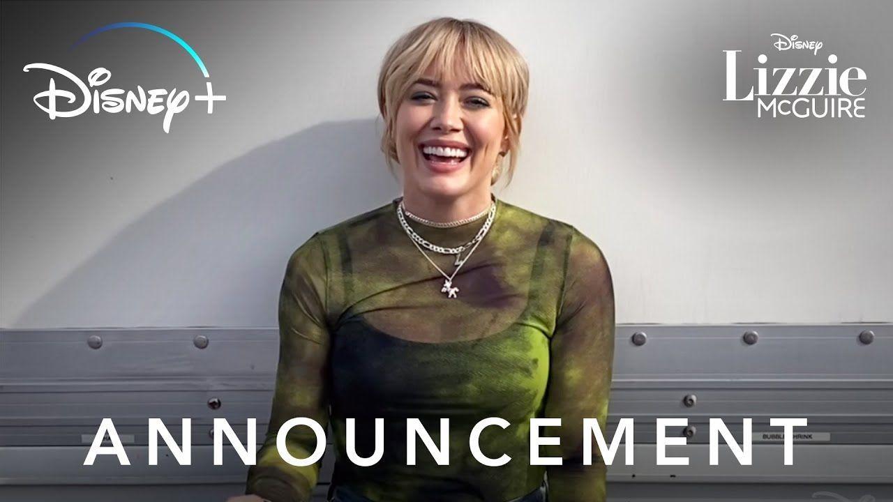Lizzie McGuire Special Announcement | Disney+ #lizziemcguire Lizzie McGuire Special Announcement | Disney+ #lizziemcguire