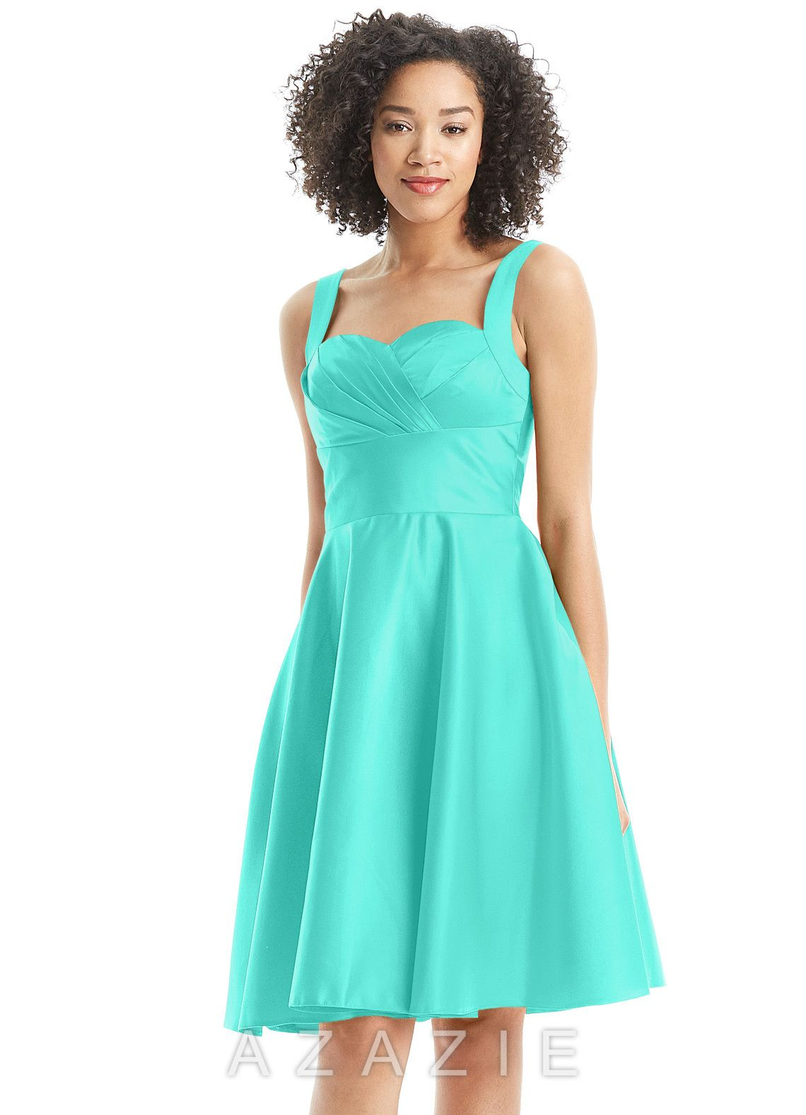 AMBER - Bridesmaid Dress   Amber, Favorite color and Dress ideas