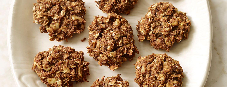 Chewy lemonoatmeal cookies recipe vegan dessert