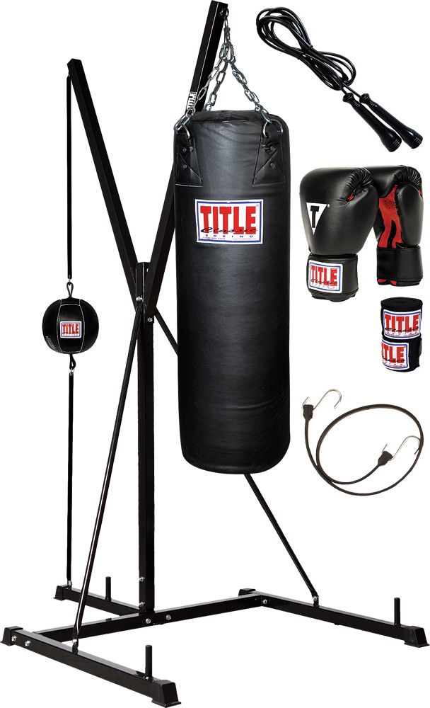 Title 4 Score Punching Bag Stand With Bags Title Mma Gear Boxing Punching Bag Punching Bag Punching Bag Stand