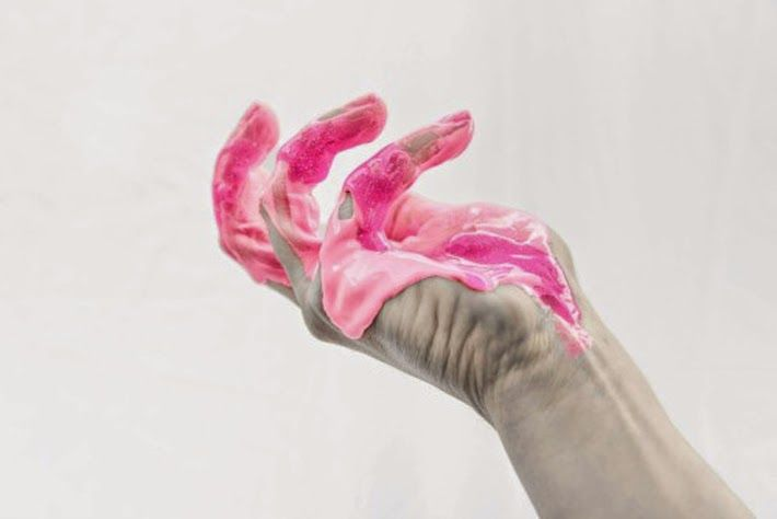 Nakedtruth Avestruz: El color rosa es ahora más rebelde que nunca