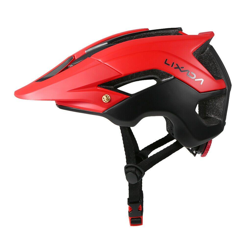 Lixada Mens Ultra Lightweight Mountain Bike Cycling Helmet Vents