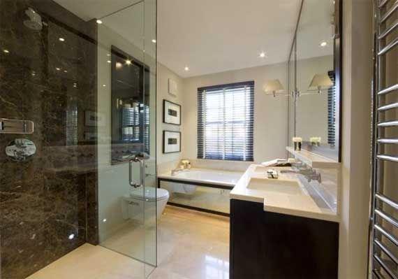 Kleine Luxus Badezimmer Designs | Badezimmermöbel | Pinterest ...