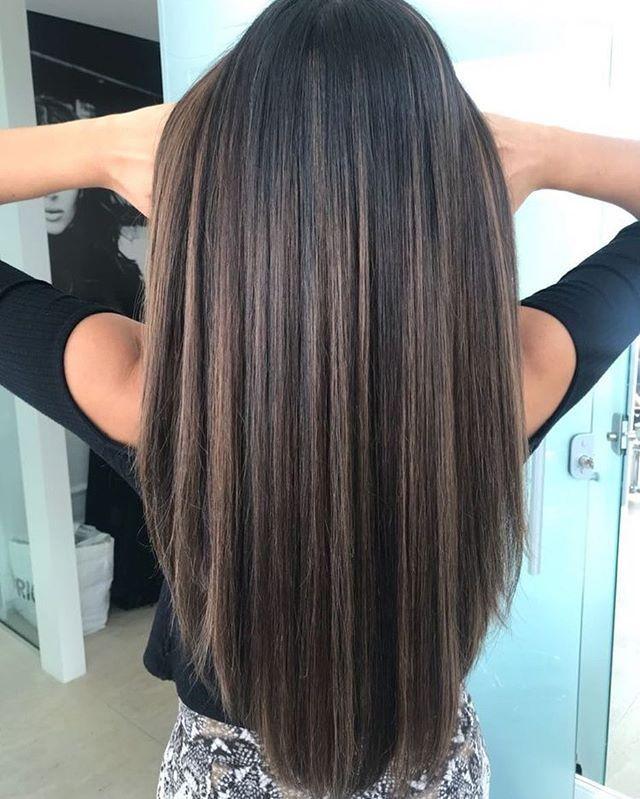Gorgeous Natural Looking Hairstyle Brown Hair Balayage