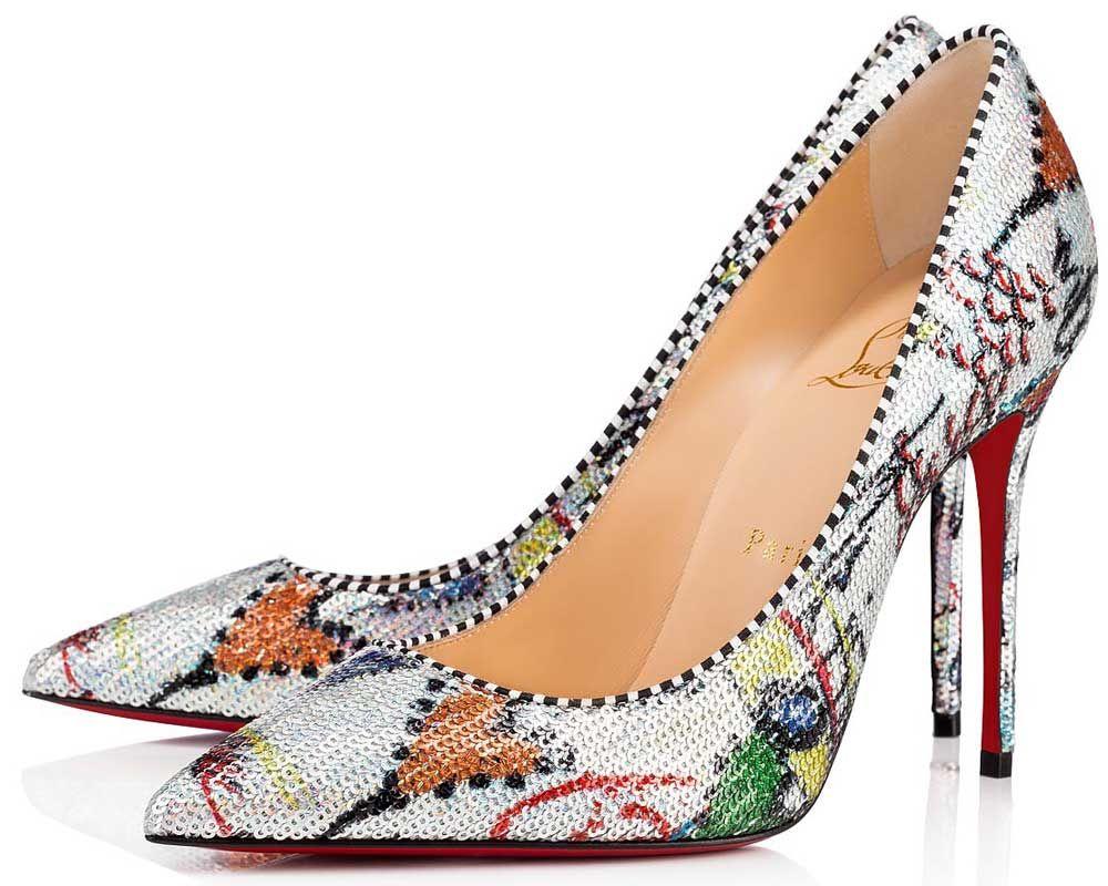 louboutin heels online