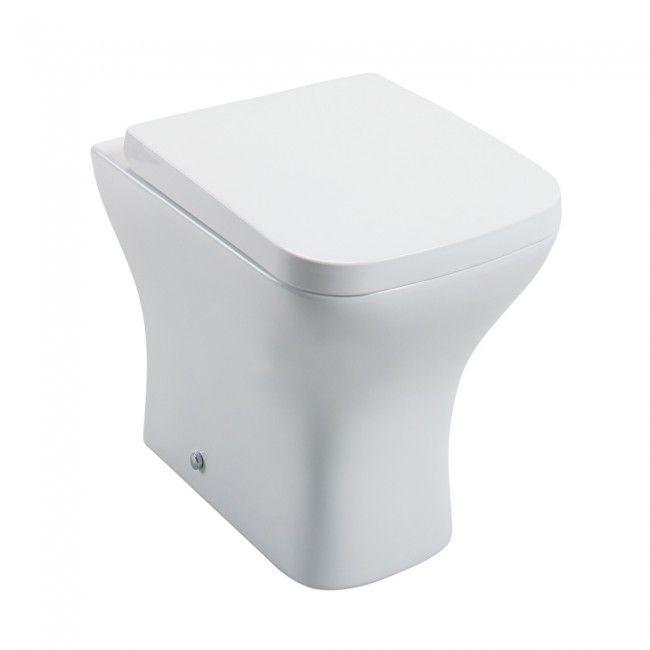 Brilliant Harbour Alchemy Back To Wall Toilet Soft Close Seat Creativecarmelina Interior Chair Design Creativecarmelinacom