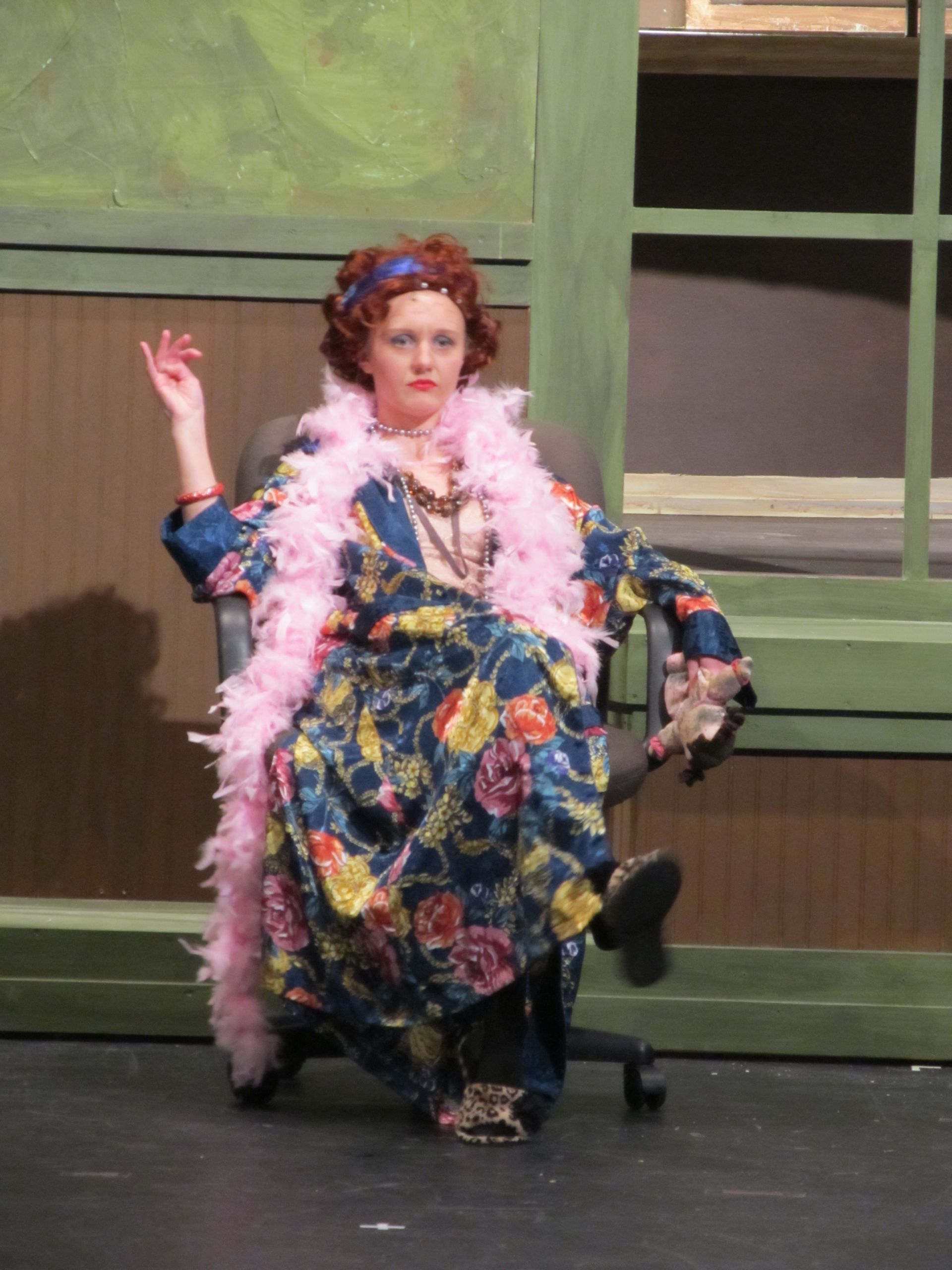 Costume Ideas · Jr · Miss-Hannigan.jpg (1920×2560)  sc 1 st  Pinterest & Miss-Hannigan.jpg (1920×2560) | Annie Ideas by Christine Fazulyanov ...