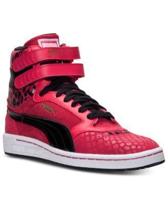 sneaker teenager puma