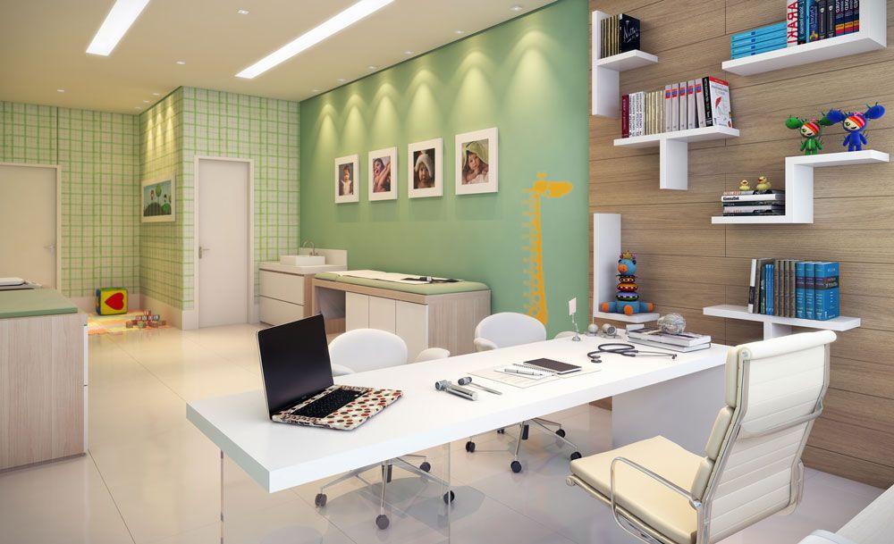 Resultado de imagen para decoracion de consultorios psicologicos para ni os diseno interior - Decoracion clinica dental ...