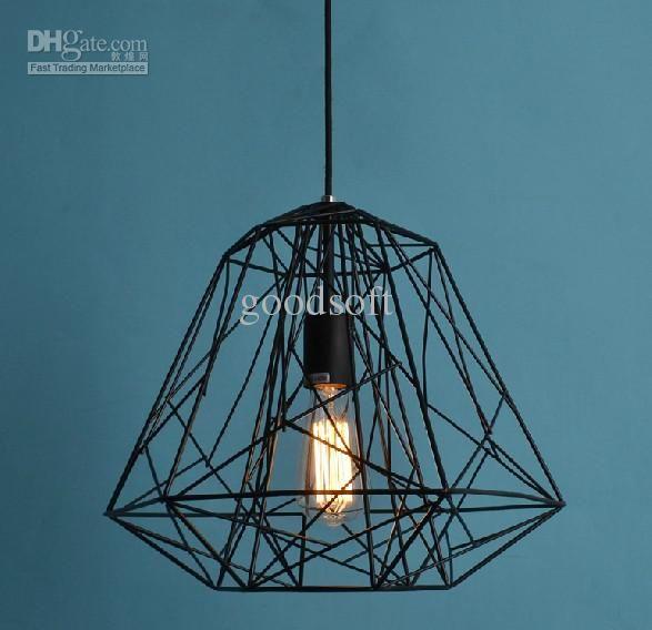 Wholesale Pendant Light - Buy Nordic Industrial Style Hive Metal ...