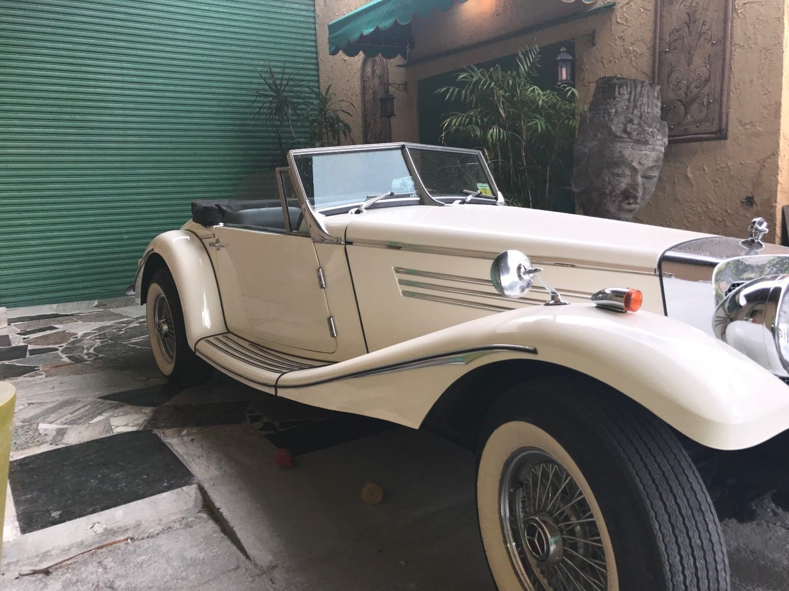 eBay: 1936 Mercedes-Benz Other Mercedes 1936 Classic Roadster ...