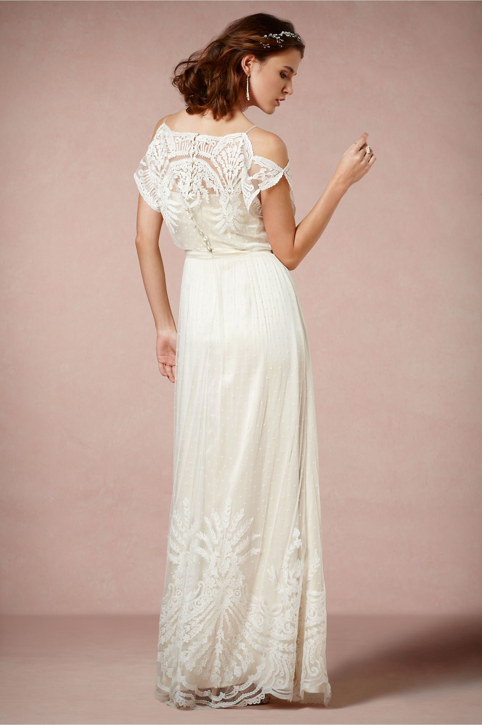 Omelia Gown from BHLDN - Catherine Deane | style | brides ...