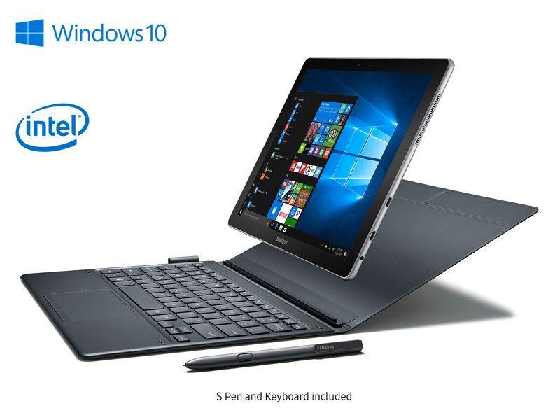Galaxy Book 12 Windows 2 In 1 Pc Wi Fi Silver Galaxy Book Samsung Tablet Samsung Galaxy