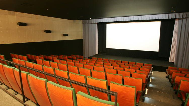 Discover Tokyo S Old School Cinemas Reihe