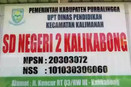 Asal Usul Desa Kalikabong Kalimanah Purbalingga Pendidikan Marah Sejarah