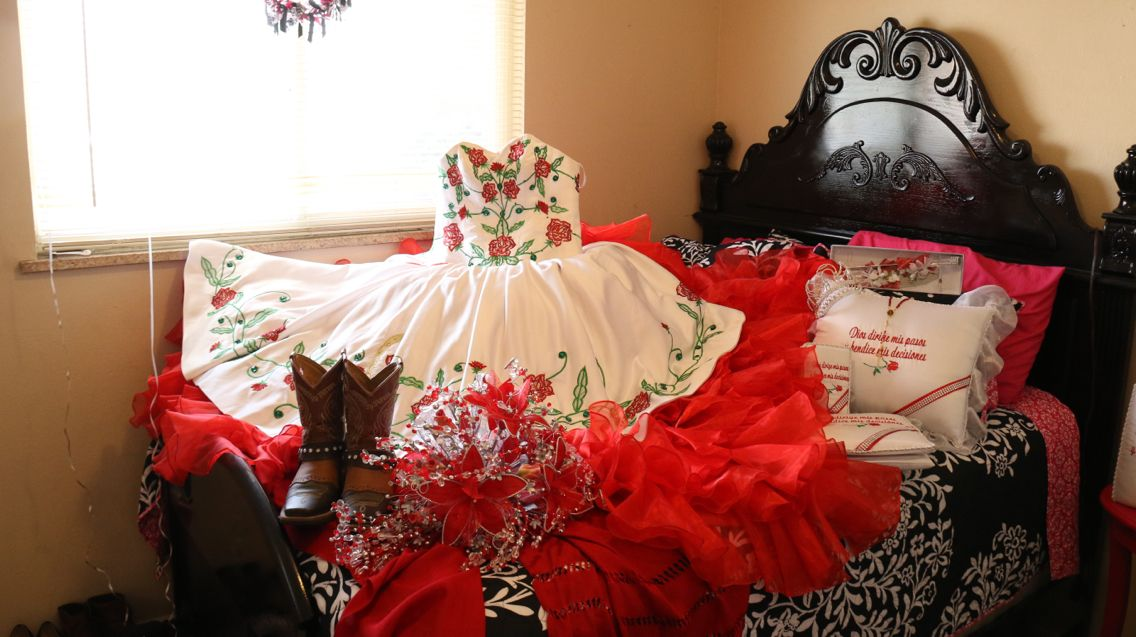 1eb49ca2 Graciela's 15, Dress by Pink Horses Boutique, Los Angeles, CA ...