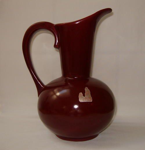 South African Porcelain Vintage Lucia Ware Jug Vase C1950 S For Sale In Memel Id 224165740 Jug Vase African Pottery Vase