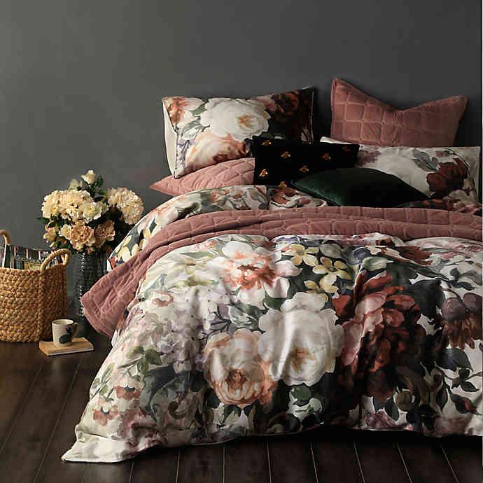 Lizzy Duvet Cover Set Bed Bath Beyond Duvet Covers Bold Bedroom Vintage Room Decor