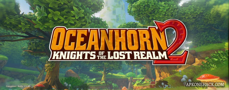 Oceanhorn 2: Knights of the lost realm is an role playing game for