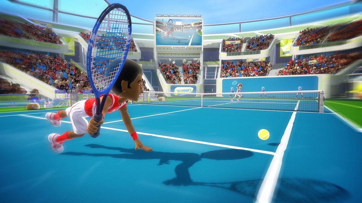 Kinect Sports Season Two Tennis Learningworks For Kids Tennis Sports Tennis Clubs