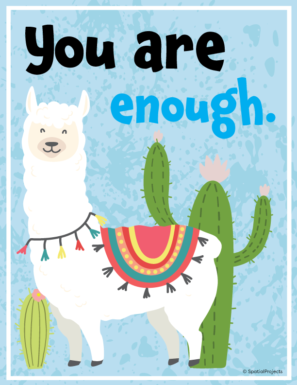 Image result for llama classroom quotes