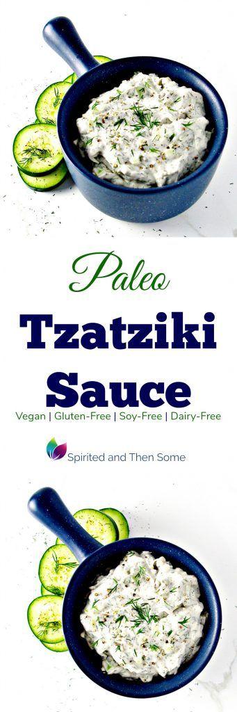 Photo of Paleo Tzatziki Sauce | Spirited and Then Some
