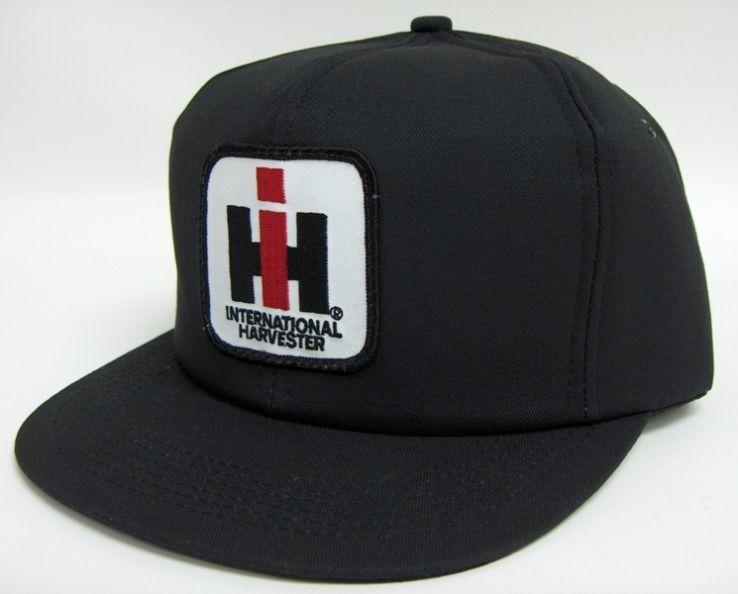 0820ca46 International Harvester Logo Winter Foam Insulated Version | Mens ...