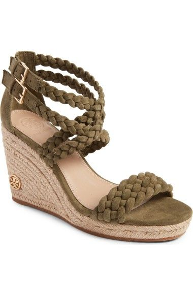 31084c03905 TORY BURCH Bailey Wedge Sandal.  toryburch  shoes  sandals Espadrille  Sandals