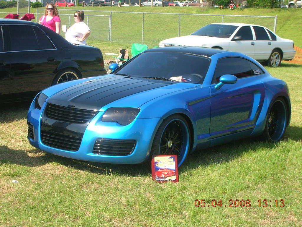 Chrysler Crossfire Custom 1 Jpg 1024 768 With Images