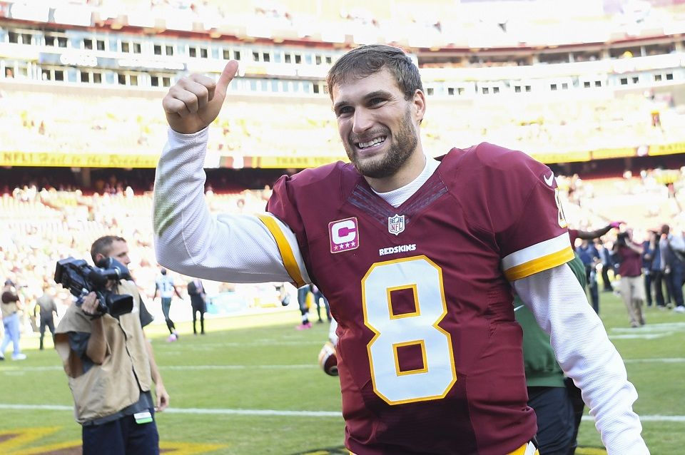 In The Wild Calculus Of Quarterback Contracts Is Kirk Cousins 1 In 7 3 Billion Nfl Players Kirk Cousins Nfl Network