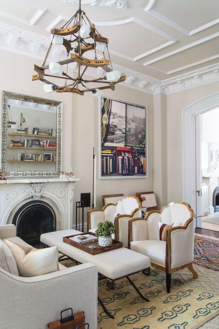 Our Designer S Brooklyn Brownstone Dream Homepolish Brownstone