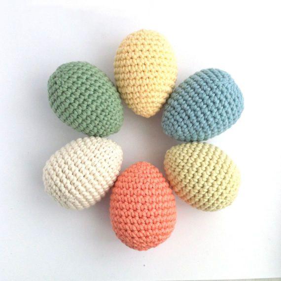 Egg Crochet Pattern Crochet Egg Pattern Crochet Easter Crochet