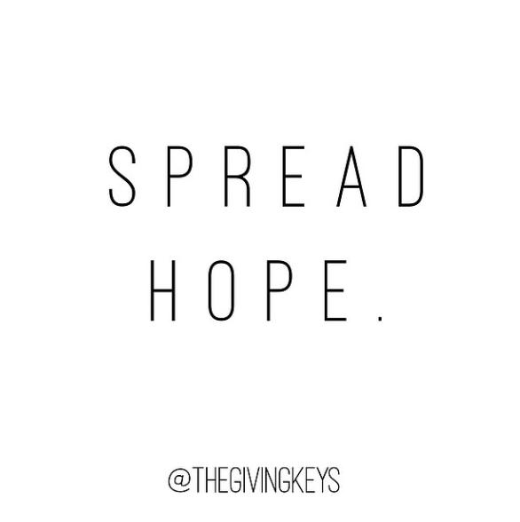 Spread Hope!