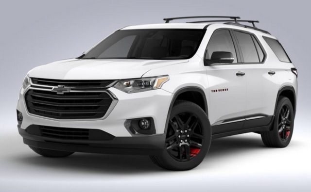 High Country Is Definitely The Most Luxurious Model In The Lineup However The 2021 Chevrolet Traverse Redline Edition Wi In 2020 Chevrolet Traverse Chevrolet New Suv
