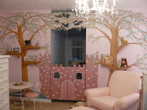 Love the shelves Disney baby rooms, Kid room decor, Bed