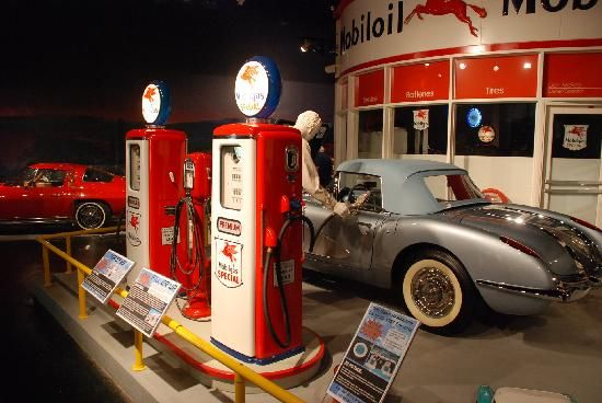 National Corvette Museum Bowling Green Kentucky Bowling Green Kentucky