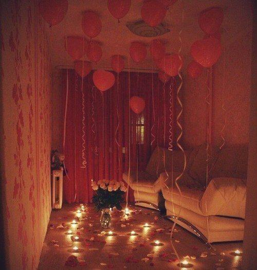 15 romantic bedroom ideas stylish tips for romantic for Romantic night bedroom