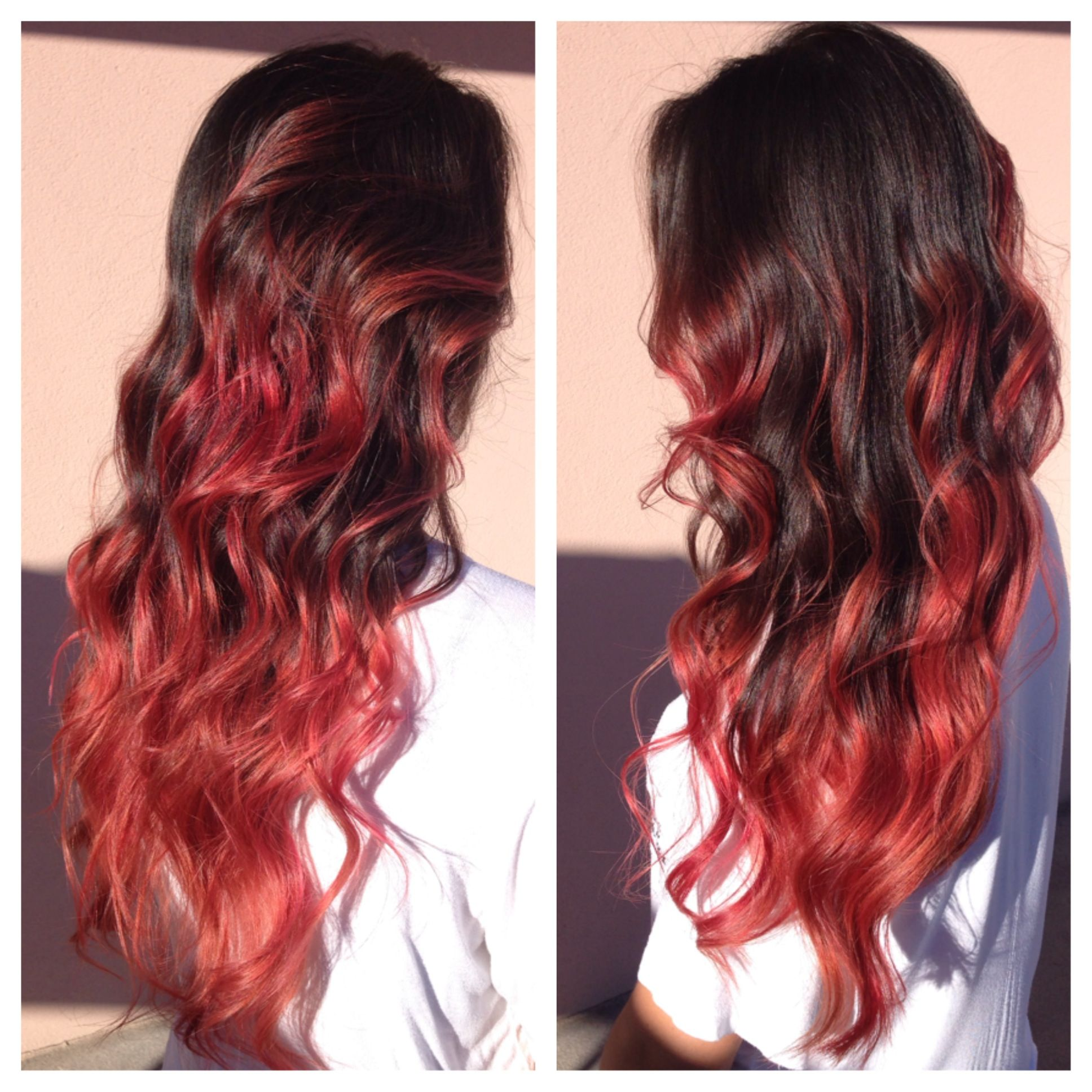 Sabre Salon Honolulu, HI Bright hair, Hair styles, Long