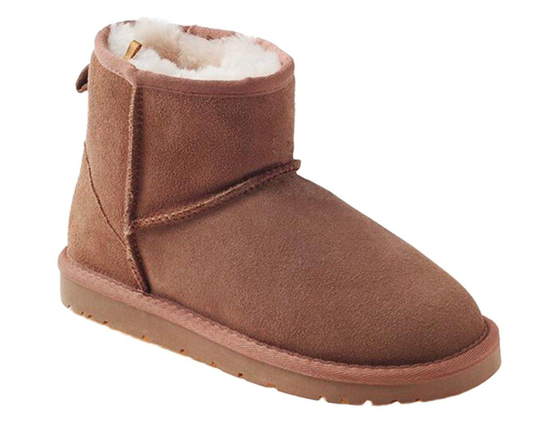 9b082faf61b OZWEAR UGG Australia Women Classic Warm Short Sheepskin Snow Boots ...
