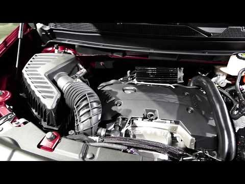 394 New 2018 Gm Chevrolet Traverse Suv How To Open The Hood